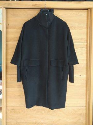 Comma Oversized jas zwart