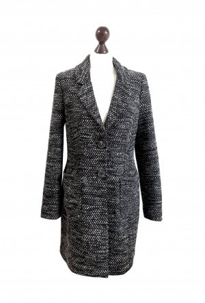 Comma Abrigo de lana multicolor