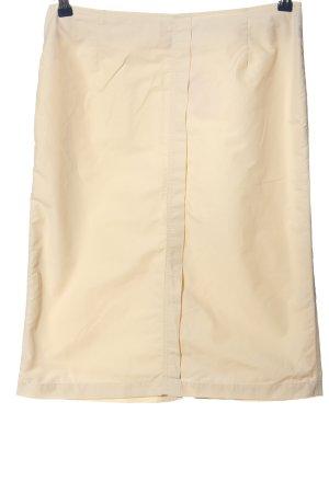 Comma Spódnica midi kremowy W stylu casual