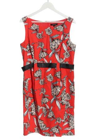 Comma Mini Dress flower pattern casual look