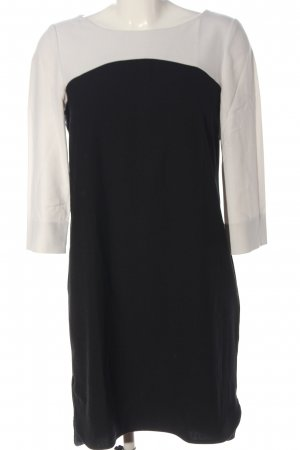 Comma Mini Dress black-white elegant