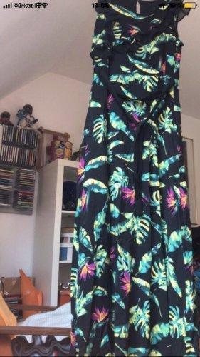Comma Maxi Dress multicolored