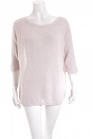 Comma Pullover beige Casual-Look