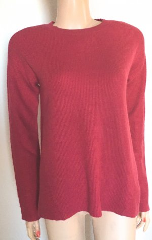 Comma Pullover Gr. 38 dunkles pink neu