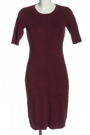 Comma Sweater Dress red casual look