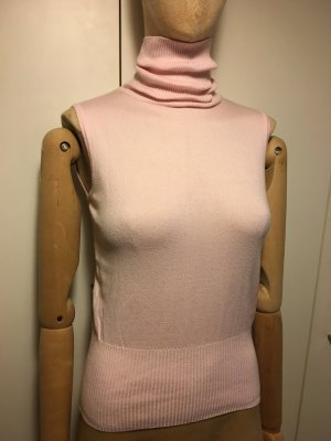 Comma Neckholder Top light pink