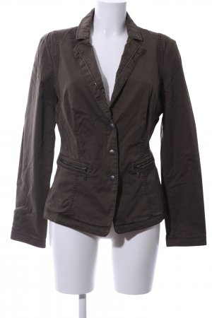 Comma Safari Jacket brown casual look