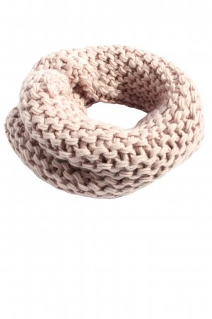 Comma Tube Scarf natural white cable stitch casual look