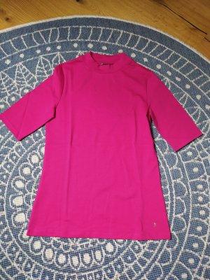 Comma Jersey de manga corta rosa
