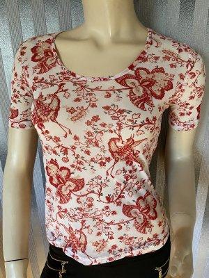 Comma Shirt romantisch Gr. 34/XS neuwertig