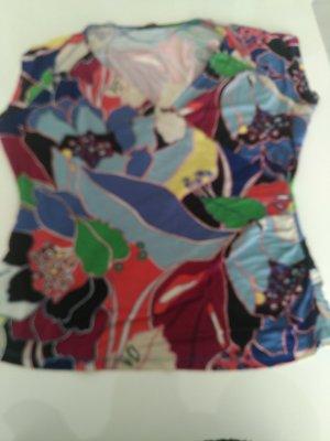 Comma Cache-coeur multicolore