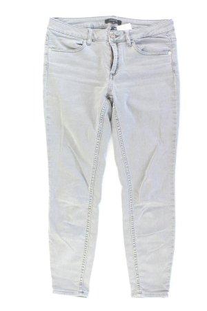 comma, Skinny Jeans Größe M grau