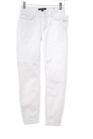 "Comma Skinny Jeans ""JUNEskinny fit "" weiß"