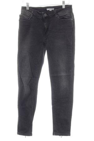 Comma Skinny Jeans schwarz Casual-Look
