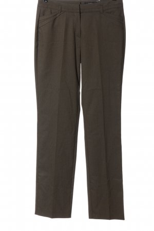Comma Jersey Pants brown business style