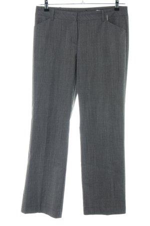 Comma Jersey Pants light grey business style