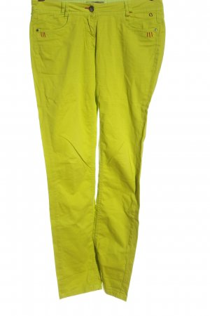 Comma Jersey Pants green casual look