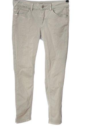 Comma Slim Jeans hellgrau Casual-Look