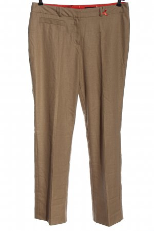 Comma Jersey Pants brown casual look