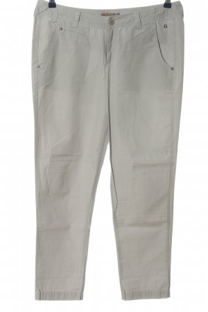 Comma Jersey Pants light grey casual look