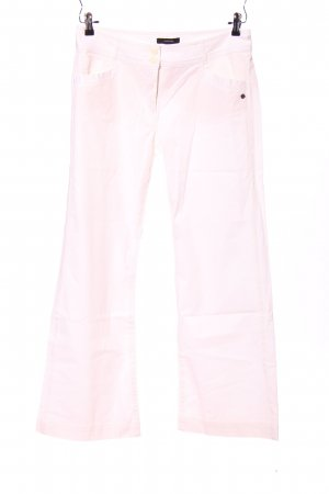 Comma Stoffhose pink Casual-Look