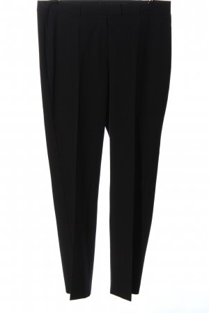 Comma Jersey Pants black casual look