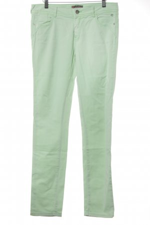 Comma Stoffhose mint Casual-Look