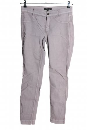 Comma Stretch Jeans hellgrau Casual-Look