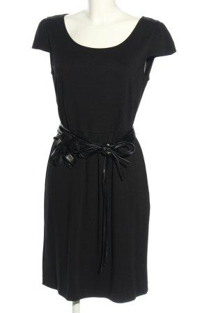 Comma Robe stretch noir style d'affaires