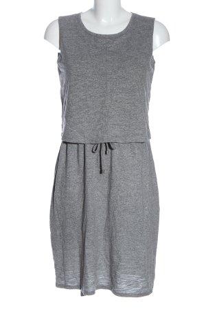Comma Sukienka ze stretchu jasnoszary Melanżowy W stylu casual