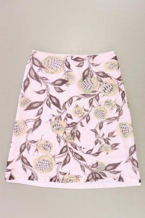 Spódnica ze stretchu stary róż-różany-jasny różowy-różowy Poliamid