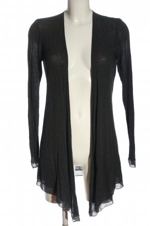 Comma Knitted Cardigan black casual look