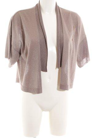 Comma Cardigan in maglia bronzo elegante