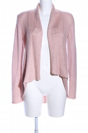 Comma Strick Cardigan pink Casual-Look