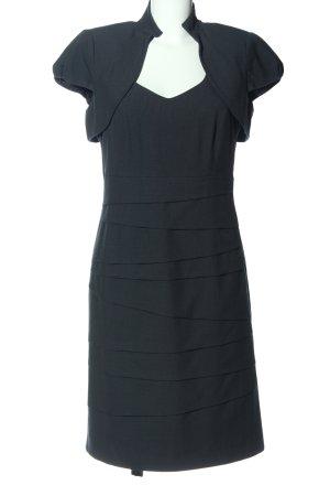 Comma Ensemble en tricot noir style d'affaires