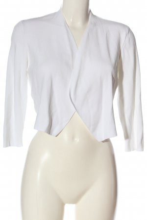 Comma Knitted Bolero white casual look