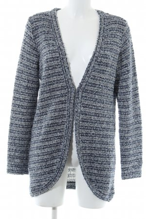 Comma Strickjacke meliert Casual-Look