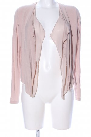 Comma Strickjacke pink Casual-Look