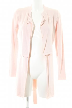 Comma Strickjacke rosé Casual-Look