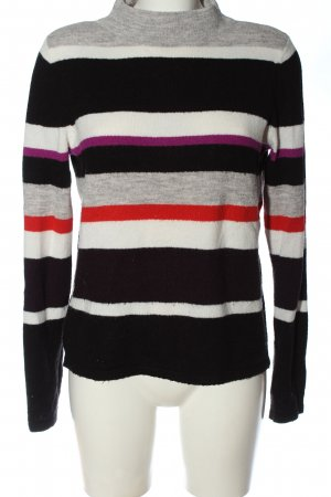 Comma Strickpullover meliert Casual-Look