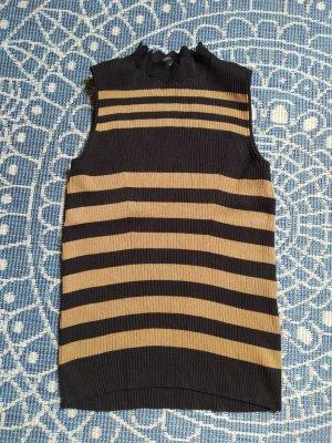 Comma Haut tricotés multicolore