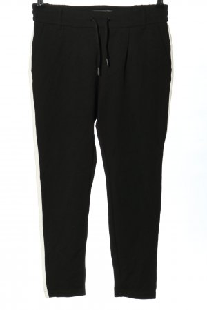 Comma Sweat Pants black-white flecked casual look
