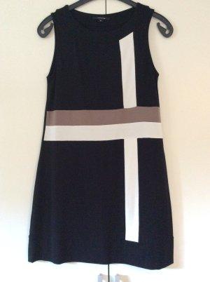 Comma Vestido estilo camisa multicolor