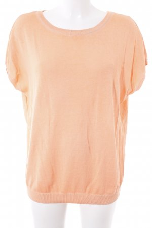 Comma T-Shirt neonorange Casual-Look