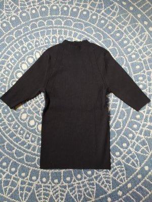 Comma Jersey de manga corta negro