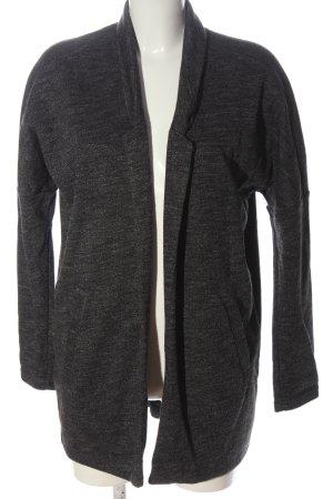 Comma Between-Seasons-Coat light grey flecked casual look