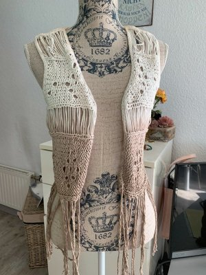 Comma Knitted Vest multicolored