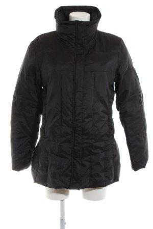 Comma Kurtka zimowa czarny W stylu casual