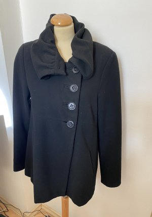 Comma Pea Jacket black