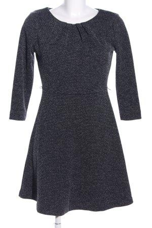 Comma Vestito di lana puntinato stile professionale